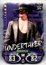 Topps Slam Attax Live - Karte 323 - Undertaker - Legends