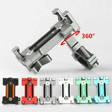 Universal Bicycle Phone Holder Handlebar Mount Phone Clip Outdoor Cycling Riding