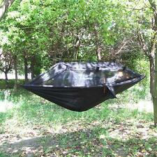 Portable Lightweight Travel Jungle Camping Outdoor Mosquito Net Hammock+Sack