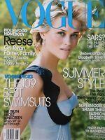 REESE WITHERSPOON June 2003 VOGUE Magazine STELLA TENNANT / AMBER VALLETTA