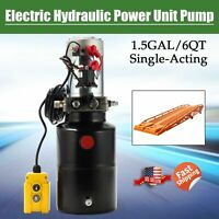 fuela dual acting model oil cylinder hydraulic excavator car 110mm stroke Details about  /Mini