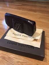 Louis Vuitton Burgundy Epi Sobe Clutch 100% Authentic