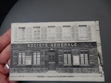 PROVINS Société Générale  ORIGINAL   POSTCARD     BANK  BANKING