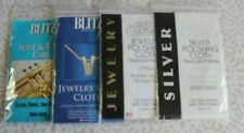 Blitz Jewellery XXL Cleaning & Polishing Cloths Gold Silver Platinum Non-Toxic