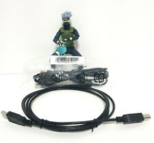 Printer Cable 6ft USB 2.0 Cord Type A Male --> Type B Male Epson Hp Dell Cannon