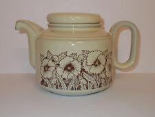 Hornsea Tea Pot Cornrose Vintage Lovely