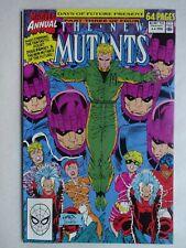 New Mutants Annual #6  High Grade NM   Banshee   Fantastic Four  Liefeld  Copper