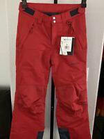 Boys Arctix Red Snow Pants Size Large NWT