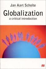 Globalization: A Critical Introduction-ExLibrary