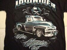 Lowrider Magazine 50's Chevy Truck Cholo T Shirt M