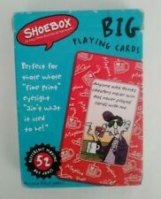Hallmark Maxine Vtg Big Playing Cards 52 Different Age Jokes Floyd Jokers Full