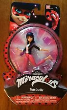 "Bandai Action Heroez Miraculous Marinette Action Figure Doll 5.5"" New"