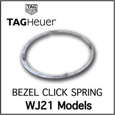 Rotating Bezel Click Spring Stainless Steel Swiss Made For TAG Heuer WJ21 Models