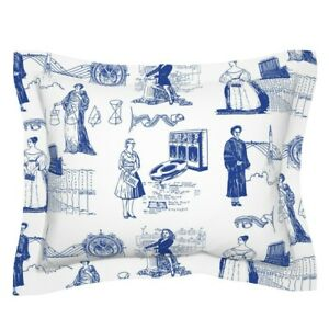 Computer Science Smart Lady Tech Geek Education Womens Pillow Sham by Roostery