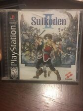 Suikoden II 2 (PlayStation, PS1 RPG) Complete - Tested Rare