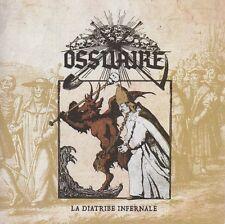 OSSUAIRE  Diatribe Infernale CD  Darkthrone   Behexen   Horna   Deathspell Omega