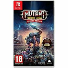 & Mutant Football League Dynasty Edition Nintendo Switch Game