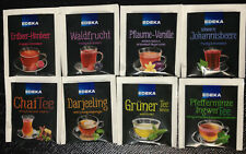 """EDEKA"" Selection Pack 8 Different  Enveloped Tea Bags"