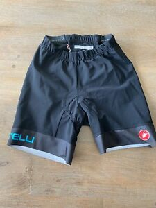 Women's Castelli Core 2 Short BRAND NEW Black Size Small