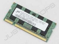 Micron 2GB DDR2 PC2-6400S 800MHz Laptop Notebook Netbook Speicher Sodimm RAM