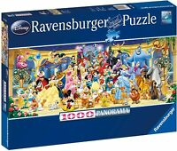 Ravensburger Disney Panoramic 1000 Piece Jigsaw Puzzle for Adults & for Kids NEW