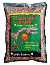 T-Rex Reptile Terrarium Substrate - Coconut Bark 8qt bag