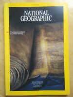 National Geographic Magazine (December 2018) Search for Sacred Text