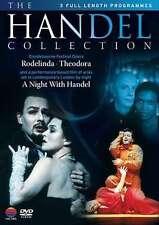 Películas en DVD y Blu-ray óperas musical