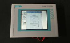 Siemens Simatic TP177B PN/DP-6 CSTN - 6AV6 642-0BA01-1AX1