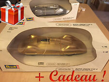 1/18 RARE Brushed Edition Gold AUTO UNION TYP C 084420 REVELL METAL AUDI KB70