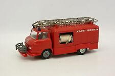 Tekno 1/43 - Volvo Falck Zonen Fire Engine Vigili Del Fuoco