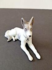 Kyoto Japan Porcelain Dog Figurine