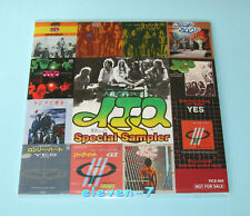 YES Special Sampler PROMO CD JAPAN mini lp CD PCS 858