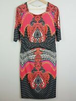 [ ANTHEA CRAWFORD ] Womens Print Dress  | Size AU 14 or US 10