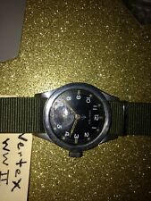 "WW2 Unmolested WWW VERTEX Wrist Watch ""Dirty Dozen"""