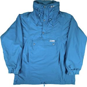 Schoffel Jacket Mens XXXL Blue Green Gore Tex 54 F4 05