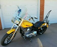 8 3/4  chopper sportster softail custom old school vintage  harley sissy bar