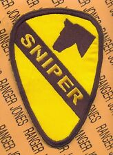 1st Air Cavalry Division SNIPER Aviation patch