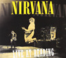 Nirvana-Live at Reading CD NUOVO