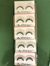 10 Pairs False Eyelashes Pure Hand-made Thick Long Voluminous Fake Lashes