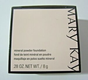 Mary Kay Mineral Powder Foundation Beige 1 New in Box 040987