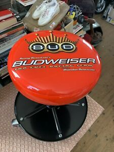 MAC TOOLS Bernstein Bud Adjustable Creeper Seat CR40-Bud Top fuel Racing Team
