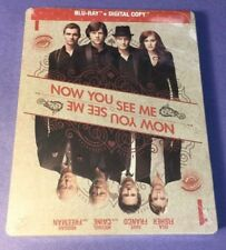 Now You See Me [ Limited STEELBOOK Edition ] (Blu-ray Disc) NEW