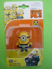 ILLUMINATION PRESENTS DESPICABLE ME 3 *JAIL TIME MEL* DETAILED POSEABLE FIGURE