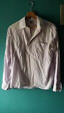 Gap Cotton Shirt Pale Lilac Cotton. Size Small. 'Relaxed fit' Holiday / Summery