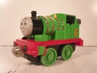Percy - Take Along Play Die-Cast Thomas & Friends Train Engine