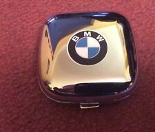 BMW Logo Travel Clock - Perfect Christmas Gift for the BMW car enthusiast
