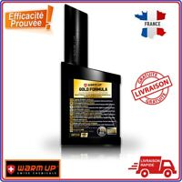 Warm Up GOLD FORMULA additif traitement moteur boîte de vitesse  Anti friction