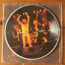 """Saxon - The Band Plays On 7""""  Picture Disc Vinyl"""
