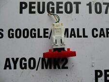 Peugeot 107 Citroen C1 Hazard Switch 2013